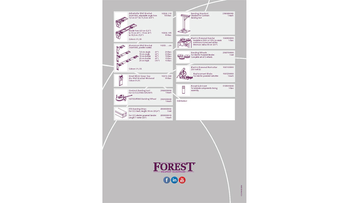 Forest CCS – Corded Click System