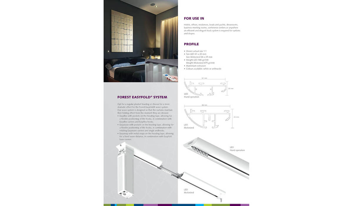 Forest DS-XL LED