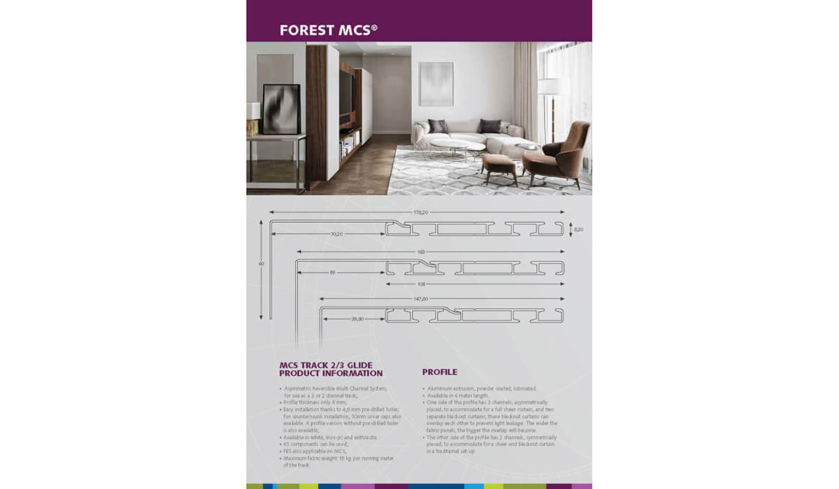 Forest MCS – Multi Channel System