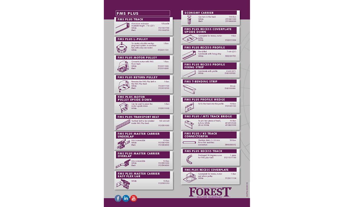 Forest Shuttle L (40kg)